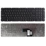 Клавиатура HP Pavilion G6-2000, G6-2100, G6-2200, G6-2300 Черная, без рамки