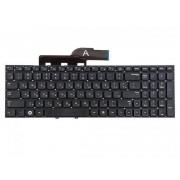 Клавиатура Samsung NP300E5A, NP300E5C, NP300E5E, NP300E5X, NP300E5Z, NP300V5A, NP300V5Z, NP305E5A, NP305E5Z, NP305V5A, NP305V5Z, BA59-03075C, BA59-03182C Чёрная, без рамки