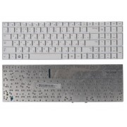 Клавиатура Samsung NP300E5A, NP300E5C, NP300E5E, NP300E5X, NP300E5Z, NP300V5A, NP300V5Z, NP305E5A, NP305E5Z, NP305V5A, NP305V5Z, BA-5903075, BA59-03113C, BA59-03113D Белая, без рамки