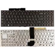Клавиатура Samsung Q530, QX530, RC528, RC530, RC730, RF510, RF511, RF530, SF510, SF511, NP-Q530, NP-RC530, NP-RC730, NP-RF510, NP-RF511, NP-SF510, NP-SF511 Черная, без рамки